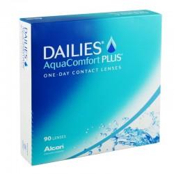 DAILIES® AquaComfort Plus 90 szt. WYSYŁKA 24H