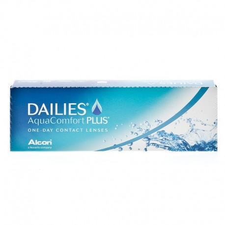DAILIES® AquaComfort Plus 30 szt. WYSYŁKA 24H