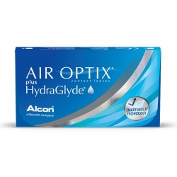 Air Optix Plus Hydraglyde 3 szt.