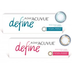 1-DAY ACUVUE DEFINE 30 szt.