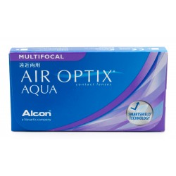 AIR OPTIX AQUA MULTIFOCAL 6 szt.