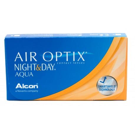 Air Optix Night & Day Aqua 6 szt.