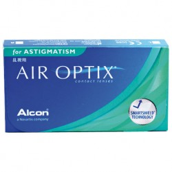 Air Optix for Astigmatism 3 szt.