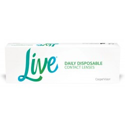 Live Daily Disposable 90 szt.