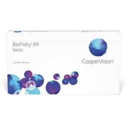 Biofinity Toric XR 3 szt.