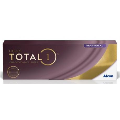 Dailies TOTAL1 Multifocal 30 szt.